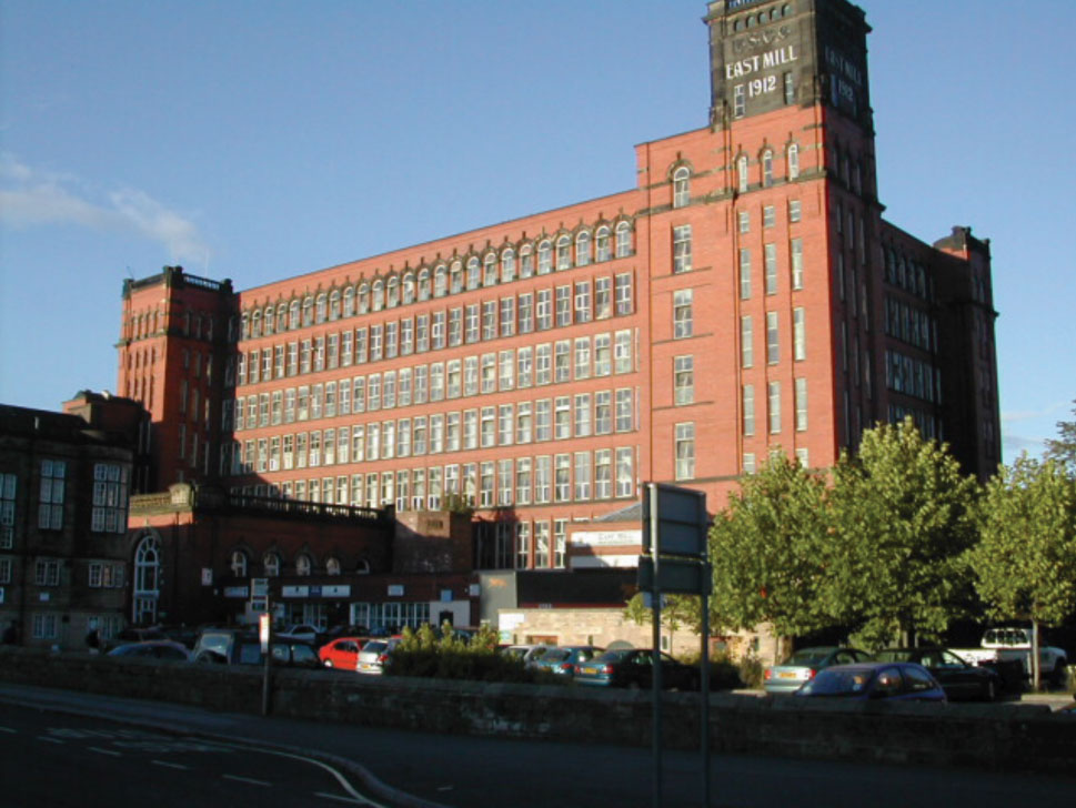 """השקעות נדל""""ן באנגליה -Carfare – Belper Mill"""