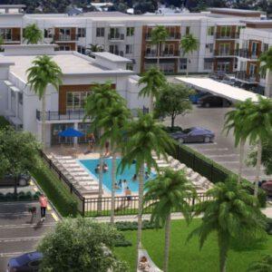 השקעות נדלן בארצות הברית, מתחם מולטי פמילי בפלורידה