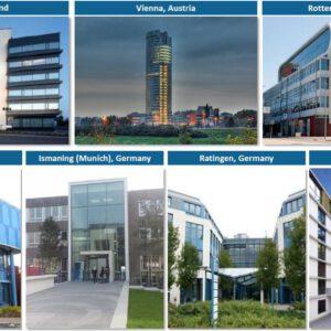 """השקעות נדל""""ן במערב אירופה, משרדים, גרמניה, הולנד, אוסטריה, פינלנד"""