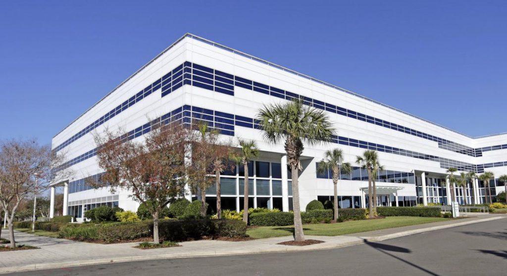 השקעות נדלן בארצות הברית, מתחם משרדים בג'קסונוויל פלורידה
