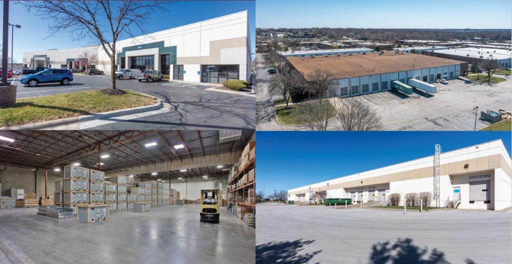 """השקעות נדל""""ן בארצות הברית, מתחמי לוגיסטיקה בקנזס סיטי, מיזורי"""